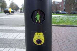 voetganger groen