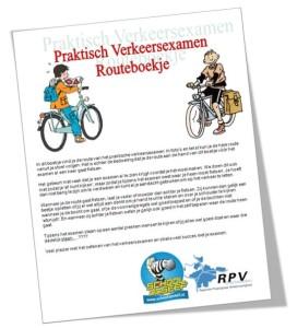 Verkeersexamen Papendrecht Routeboekje