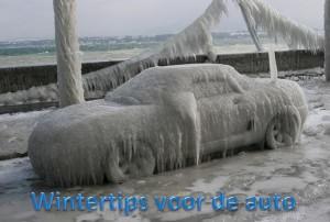Wintertips voor de auto