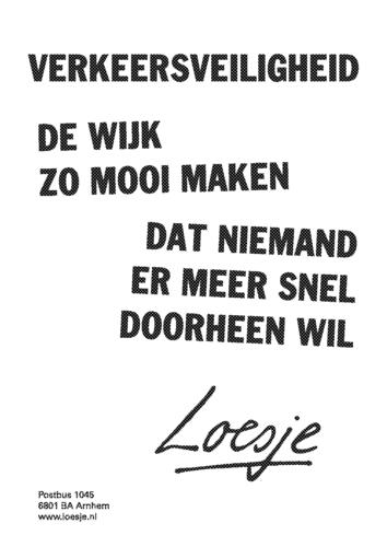 Loesje8