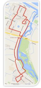 Bernisse - plattegrond website